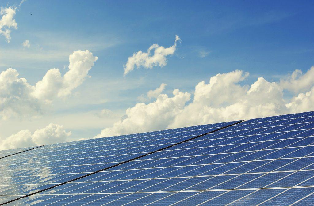 montaj panou solar